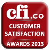 CustomerSatisfactionAwards2013