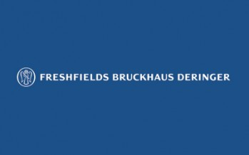 Dispute Resolution Award for Germany goes to Freshfields Bruckhaus Deringer