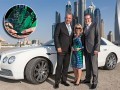 Bentley Powers Ahead in Customer Satisfaction: CFI.co Award Winner, Middle East