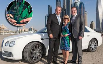 Bentley Powers Ahead in Customer Satisfaction: CFI.co Award Winner, Middle East