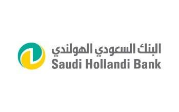 Saudi Hollandi: Best SME Bank, KSA, for a Second Year