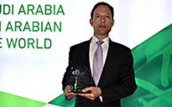 King Abdullah Economic City wins CFI.co Award: Best Infrastructure Development for Economic Growth in The Middle East