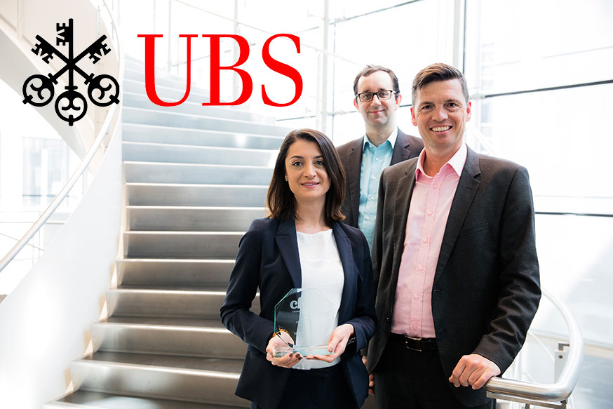 UBS: CSR Team, Zürich, Switzerland