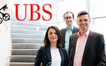 UBS: Best Green Bank Switzerland 2015
