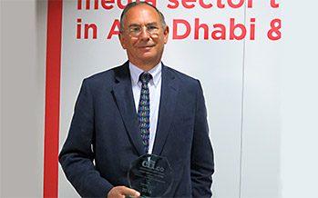 Image Nation Abu Dhabi: Outstanding Contribution to Regional Media UAE 2016