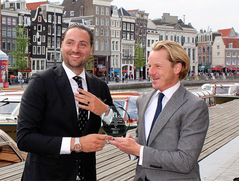 Luc van Hecke (CEO) and Jeroen Kamphuis (CFO)