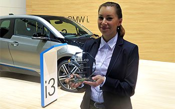 BMW: Best Auto Innovation Excellence Global 2016