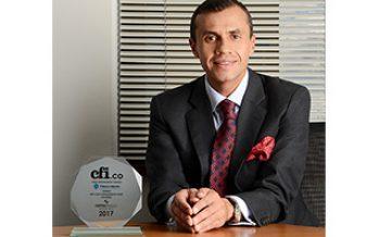 Fiduciaria de Occidente: Best Asset Management Team Colombia 2017