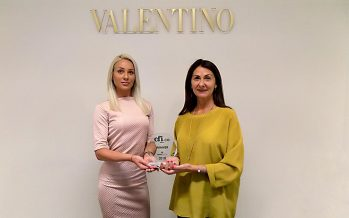 Valentino: Best Fashion Corporate Governance Italy 2018