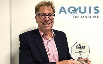 Aquis Exchange: Best Securities Trading Platform Europe 2018