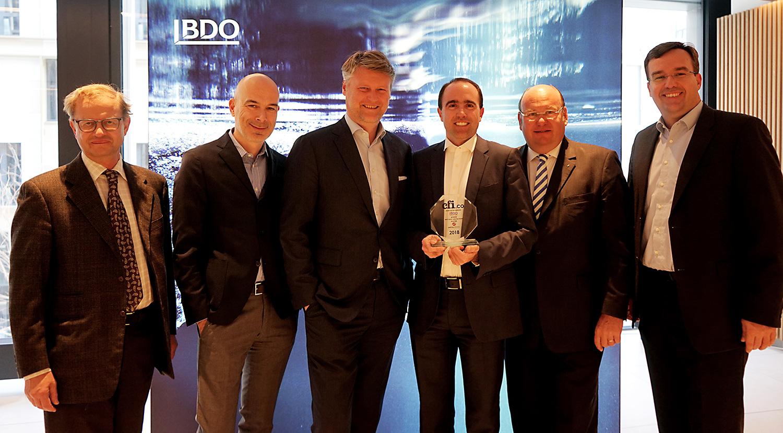 BDO Austria: Best Audit and Tax Team Austria 2018   CFI co