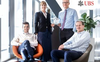 UBS: Best Bank Sustainability Leadership Global 2019