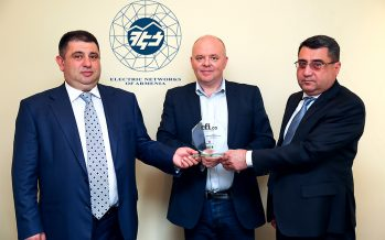 Electric Networks of Armenia: Best ESG Energy Provider Caucasus 2019