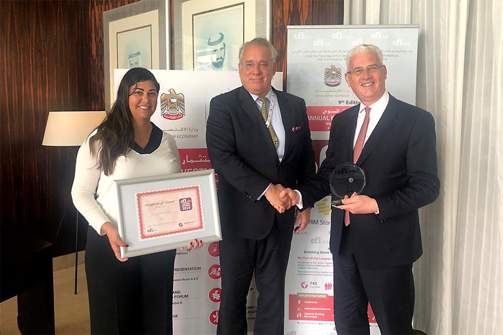 The Access Bank UK Ltd: Best Africa Trade Finance Bank 2019 | CFI co