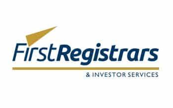 First Registrars & Investor Services: Best Share Registrar Nigeria 2015