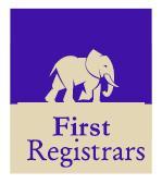 First Registrars