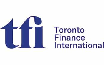 Toronto Finance International: Best Financial Services Hub Investment Promotion PPP Global 2020