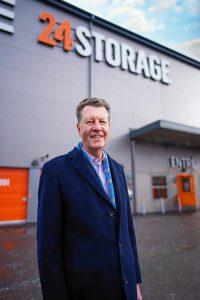 24Storage AB CEO: Fredrik Sandelin