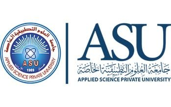 Applied Science Private University: Most Innovative Community Impact Research University Middle East 2020