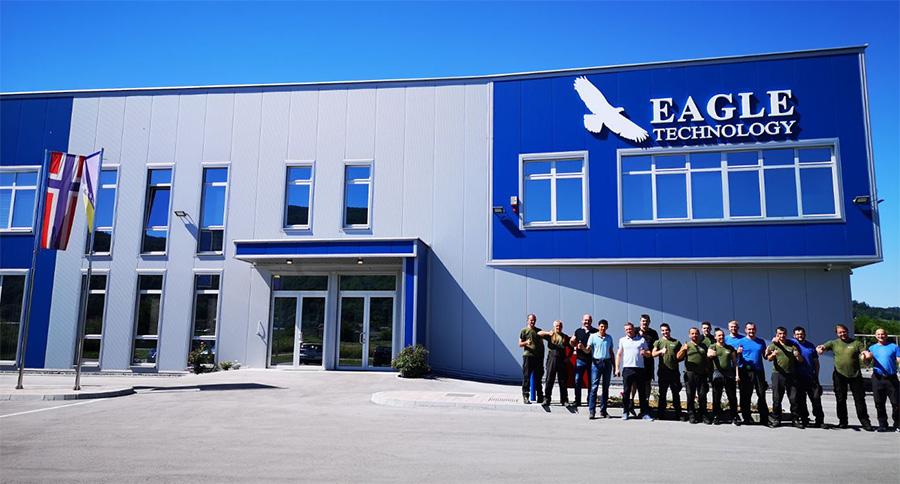 Factory in Bosnia