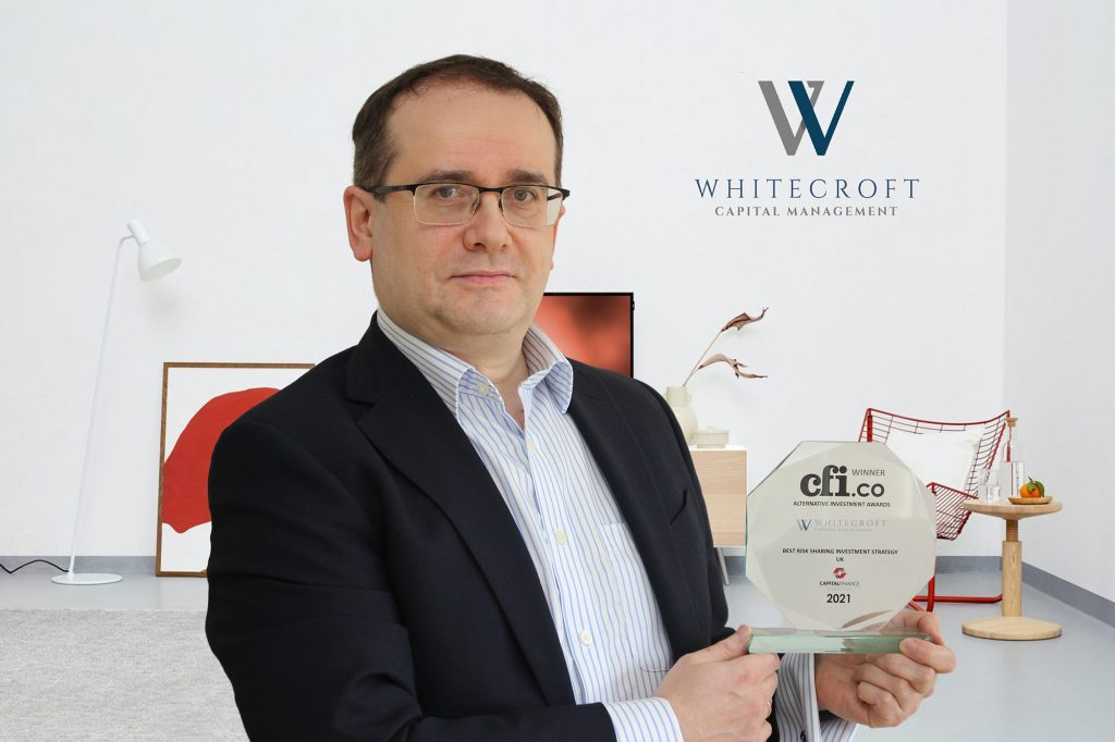 Founding Partner & Chief Investment Officer of Whitecroft Capital Management: Michael Sandigursky CFA