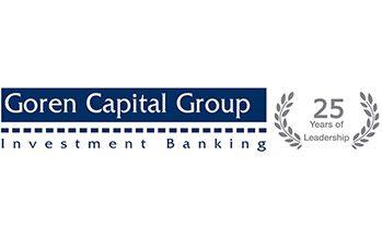Goren Capital Group (GCG): Best Investment Bank Israel 2021
