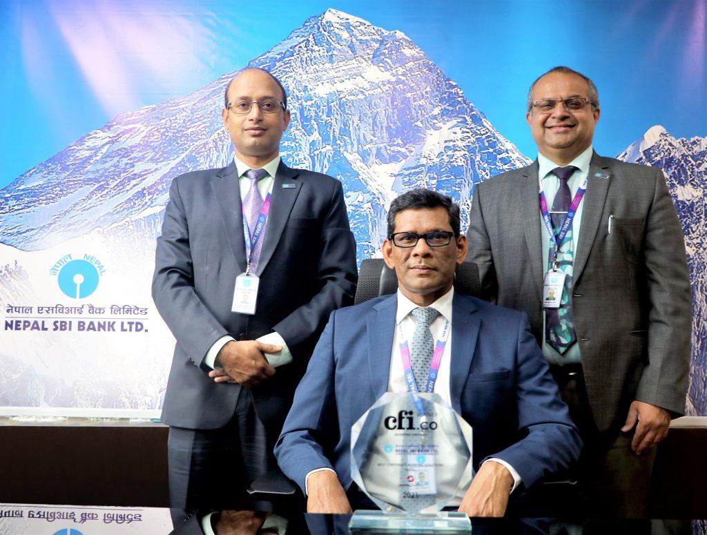 Nepal-SBI-Bank-Senior-Management-Team