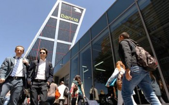 Share Trading Suspended in the Spanish Lender Bankia, Pushing Spain Ever Closer to Needing a Bailout