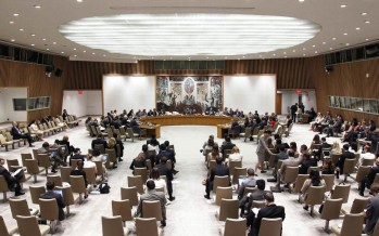 UN Security Council Urges Wider Role for Women's Groups in Peace Efforts