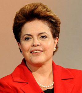 Ms. Dilma Rousseff, Brazilian President