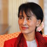 Ms. Aung San Suu Kyi, Chairperson for the National League for Democracy, Burma