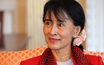Suu Kyi and Hopes for a New Burma