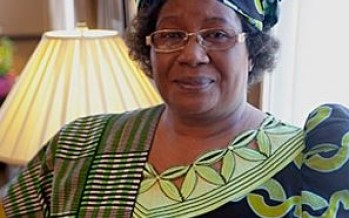 Joyce Banda: Showing Solidarity with the People of Malawi
