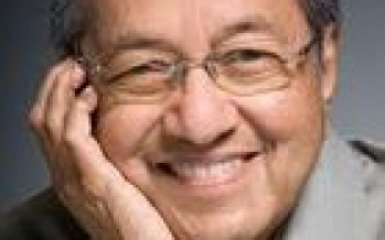 """Dr Mahathir Bin Mohamad says: """"Face up to the New Economic Reality"""""""