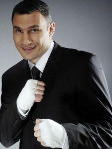 Vitali Klitschko, Ukraine, Boxer & Politician