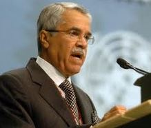 Ali bin Ibrahim Al-Naimi, Minister of Petroleum and Mineral Resources, Saudi Arabia