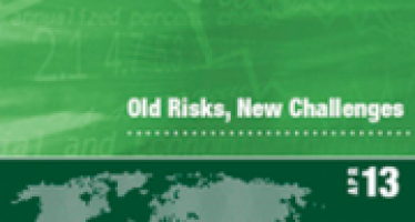 IMF on Global Financial Security: Old Risks, New Risks
