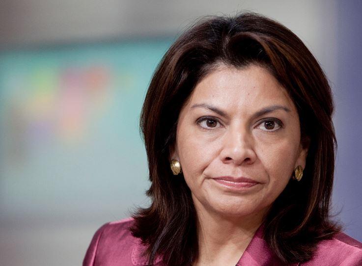 Laura Chinchilla, President of Costa Rica