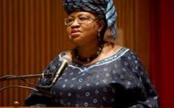 Minister Okonjo-Weala: Right Place at the Right Time