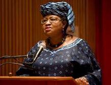Ngozi Okonjo-Iweala, Minister of Finance, Nigeria