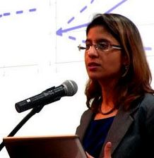 Rupa Duttagupta, Deputy Chief of the World Economic Studies Division, Research Department, IMF