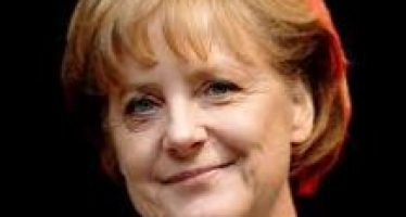 Chancellor Merkel: Saviour of Europe?