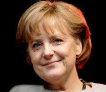 Angela Merkel, German Chancellor