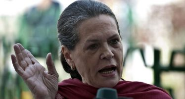 Powerful Leadership from Sonia Gandhi