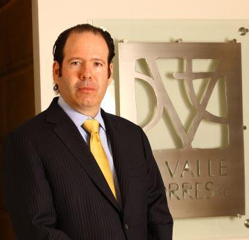 Luis Gerardo Del Valle Torres: Chairman, Del Valle Torres SC, Mexico City