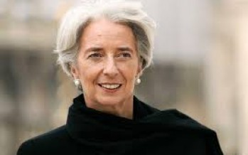 Lagarde on the Prerequisites for a Strong Global Economy
