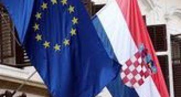 EU Welcomes Croatia