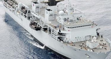 As Spain and Argentina Team Up, Royal Navy Sets Sail for Gibraltar