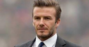 The Spotlight on David Beckham