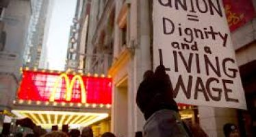 Super-Size My Pay: US Fast Food Workers Walk Off Job
